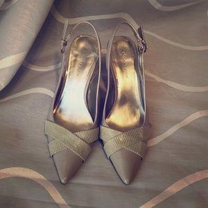 Anne Klein spectator shoes